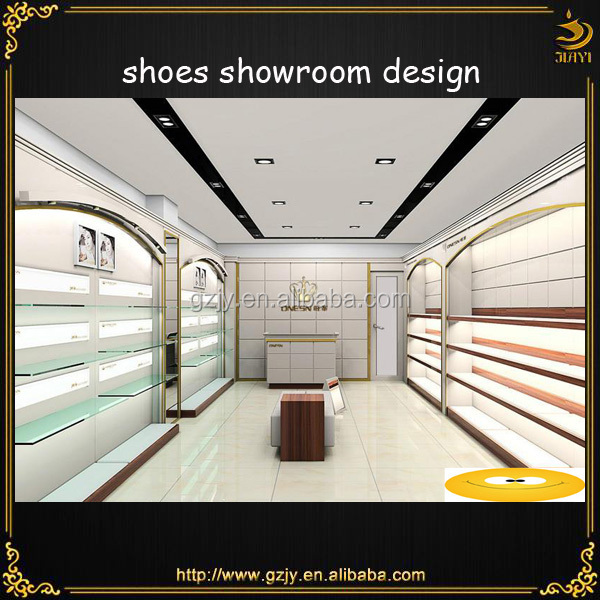 High Quality Wooden China Shoes Shop And Shoes Shop Interior Design And Shoe Rack