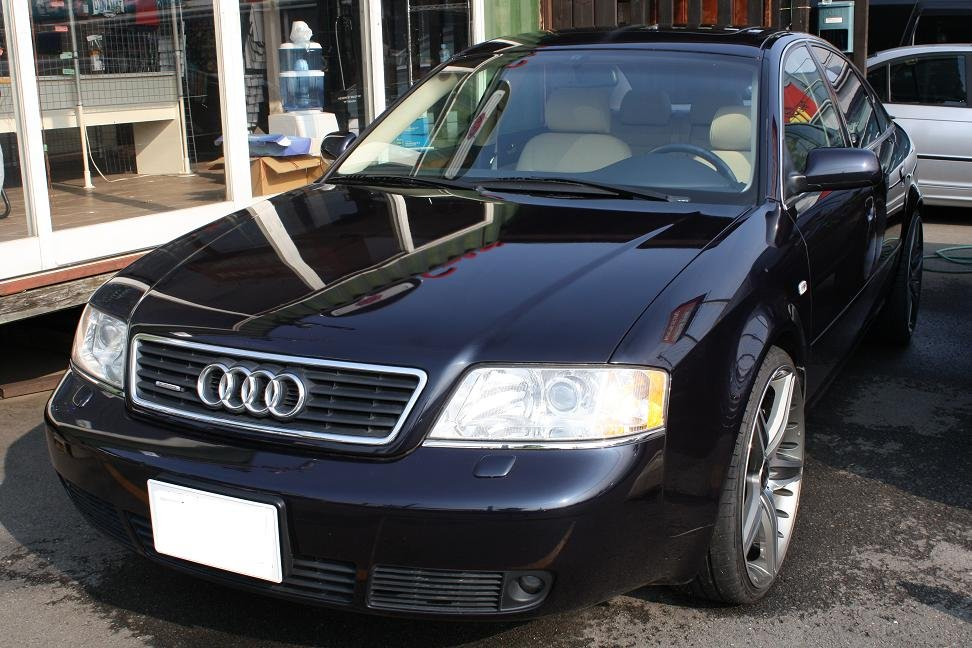 2001 Audi A6 Quattro Twin Turbo Buy Used Carsjapanese Used Cars