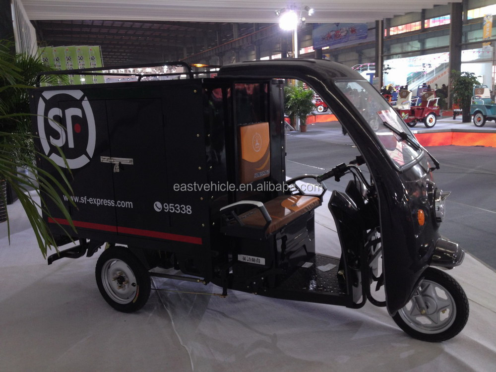 Express Rickshaw for Cargo /Cargo Trike/Electric Tricycle/