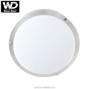 LED circular funky dimmable ceiling lights 10 in 12 in 14 in 16in 18 in energy saving light