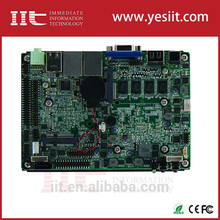 New design 1037 fanless system embedded computer/industrial compter with low price