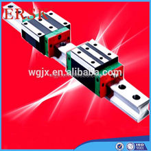 On-time delivery dual shaft rail linear guide rail for Paper machines