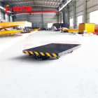 Electric Trailer Rail Trailers CE Certificated Rail Electric Trailer Running On Turning Rails