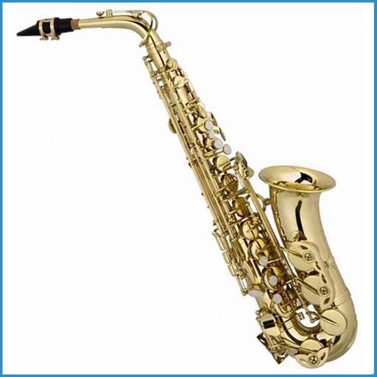 Black Color Alto Saxophone Colorful Alto Sax Wood Wind