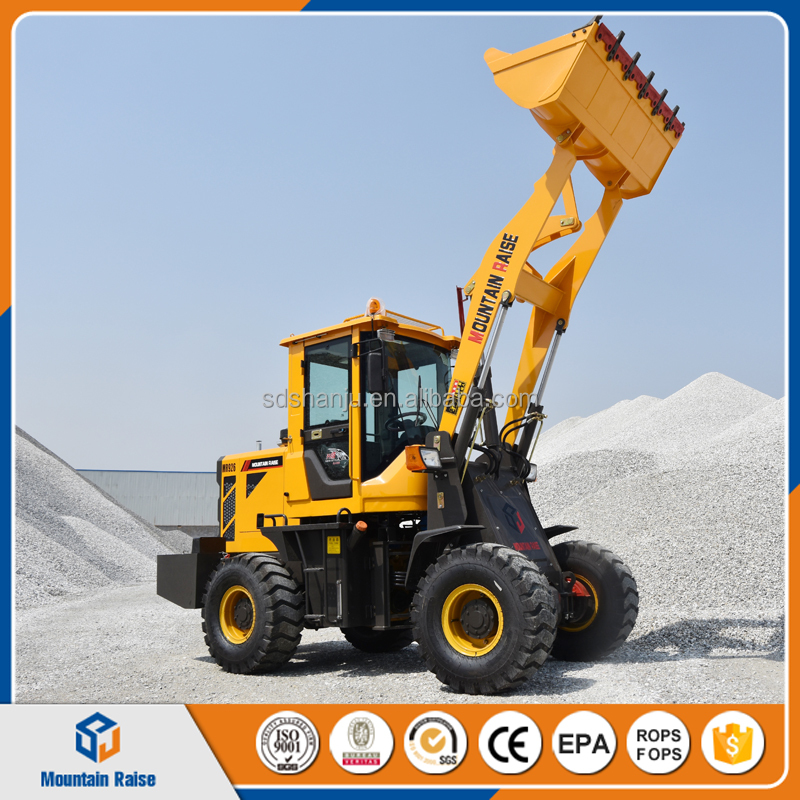Hydraulic New RC zl18 Wheeled Mini Front End Loader for Sale