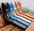 High quality New Folk Acoustic Electric Tune Change Trigger Guitar Capo Key Clamp 6 colors