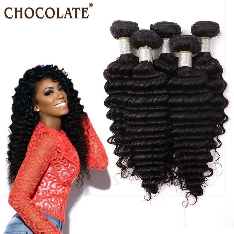 Chocolate Hair Weave