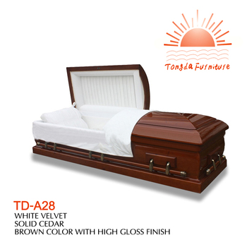 Td--a28 Funeral Product Coffin Alibaba Product Casket Onlineship ...