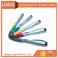 2016 New custom 6 led pen light pen light pen