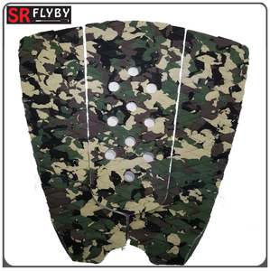 Camouflage 3M Adhesive EVA Custom Surf Traction SUP Deck Pad