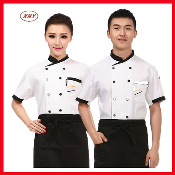 97843138ab4 custom polycotton chef uniform and restaurant uniforms