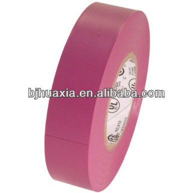Pink Insulation Electrical Pvc Tape Rohs Ul Standand Buy