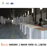 HIGH QUALITY Duplex Board Grey Back/Chip Board /Coated White Duplex Board Gray Back