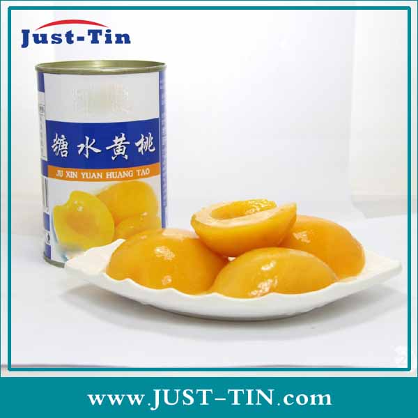 Chinese Best Canned Slices Yellow Peach With Cheap