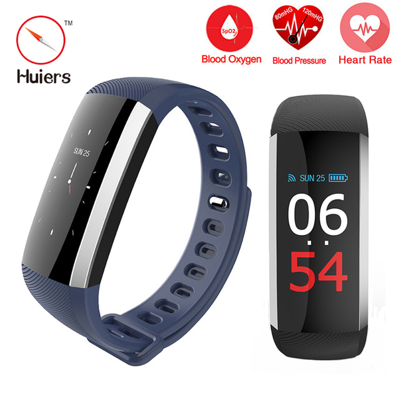 M2 blood pressure wrist band,intelligent blood pressure bracelet M2 smart watch