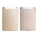 Mobile Phone Back Cover Housing for iPad Mini 4 , back metal housing battery door cover case rear housing replacement