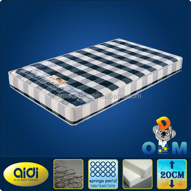 2013 Foam Mattress Manufacture,Dormitory Foam Mattress From Manufacture Directly Sale
