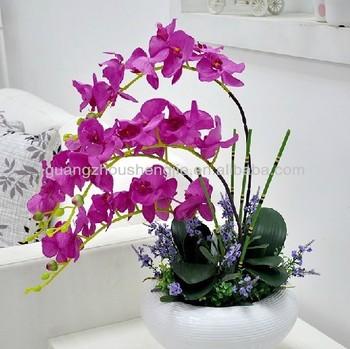 Ramping Realistis Buatan Bunga Anggrek Pot Dengan Harga Yang Bagus Buy Anggrek Pot Pot Bunga Buatan Bunga Mawar Pot Product On Alibaba Com