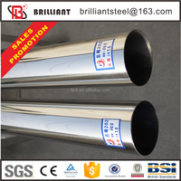 6 inch welded aisi 304 stainless steel tube/pipe price list chemical