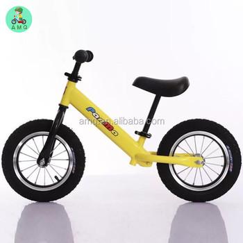 ede0ca99990 wholesale Fashion no pedals slide baby running bike children walking  bicycle kids balance bike
