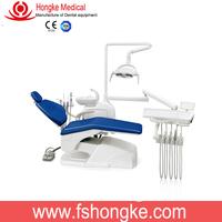 2016 Fashion Design Dental Chair Unit top mounted