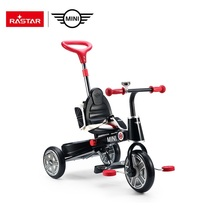 RASTAR baby rit fiets speelgoed mom push trike MINI COOPER grote <span class=keywords><strong>kinderen</strong></span> <span class=keywords><strong>driewieler</strong></span>