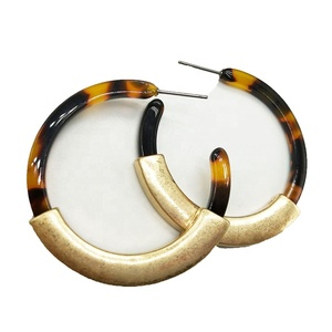 146a01f5d Tortoise Hoop Earring, Tortoise Hoop Earring Suppliers and Manufacturers at  Alibaba.com