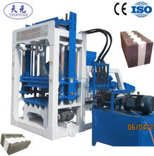 Fully automatic line QT6-15 C automatic block making machine