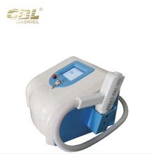 Best Aesthetic Portable Q Switched Nd Yag Laser Beauty Equipment For Tattoo Remove Home Use