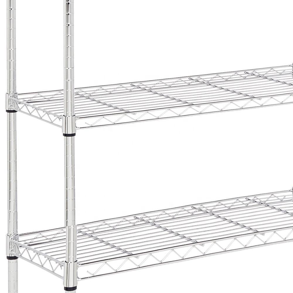 NSF Heavy Duty Storage Racking Wire Shelving