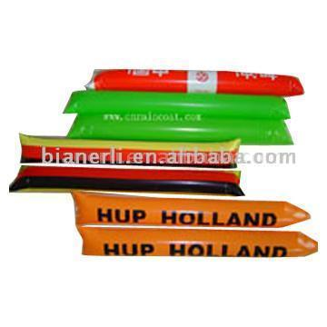 promotional inflatable thunder stick