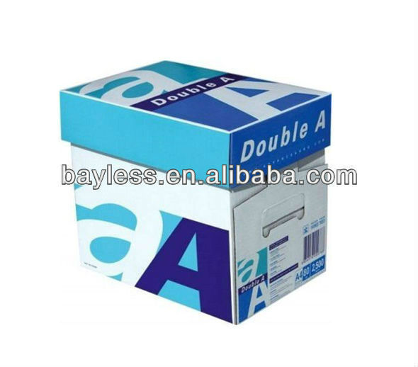 exported overseas, well-known brand a4 paper 70gsm from Thailand