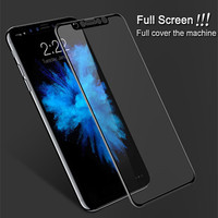 Imak Original 9H High Hardness Screen Protector Full Coverage Tempered Glass Film Pro Version For iPhone X