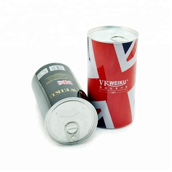 99f34bb28b8b Custom Printed Aluminum Packaging Tin Cans For T-shirt Clothes - Buy ...