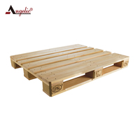 Angelic Natural quakeproof shockproof pallets ippc wooden pallet