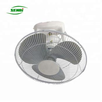 360 Degree Oscillating Fan Powerful 16