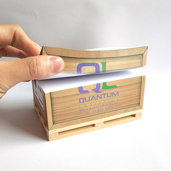 Custom Sticky Note Cube With Wooden Pallet - Buy Sticky Note,Sticky Note  Cube,Sticky Note Cube With Wooden Pallet Product on Alibaba com