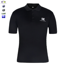Wholesale Polyester Sports Dry Fit Polo Shirt