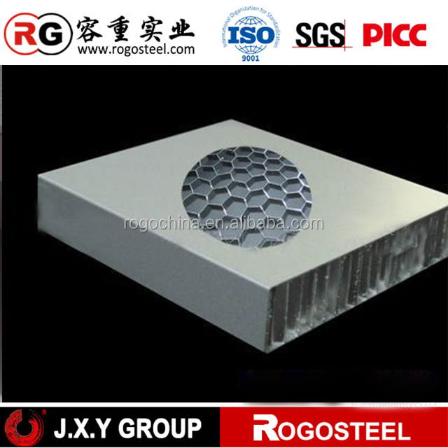 Hot sell light weight high thermal conductivity aluminum honeycomb for floor tiles