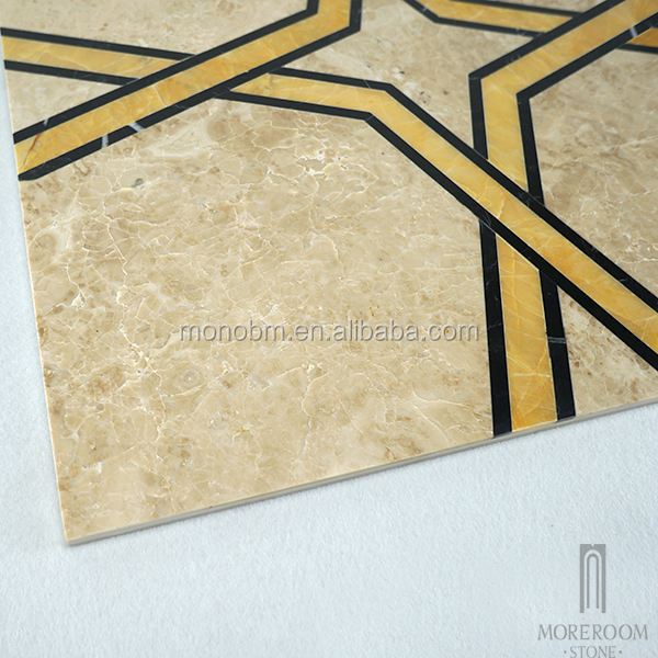 Latte m rmol color beige laminado suelo de m rmol azulejos for Marmol color beige
