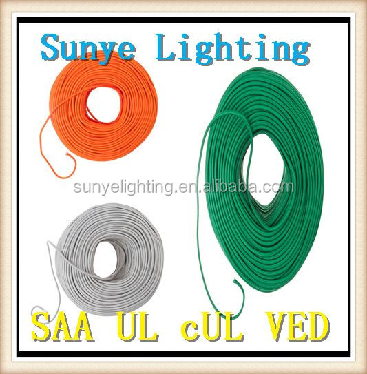 Electrical Wire/Textile Cable/Fabric Cable Cotton Cable Wire motorcycle control cable