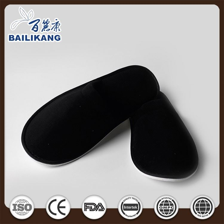 Warm Indoor Slippers for Kids Child Hotel Slippers