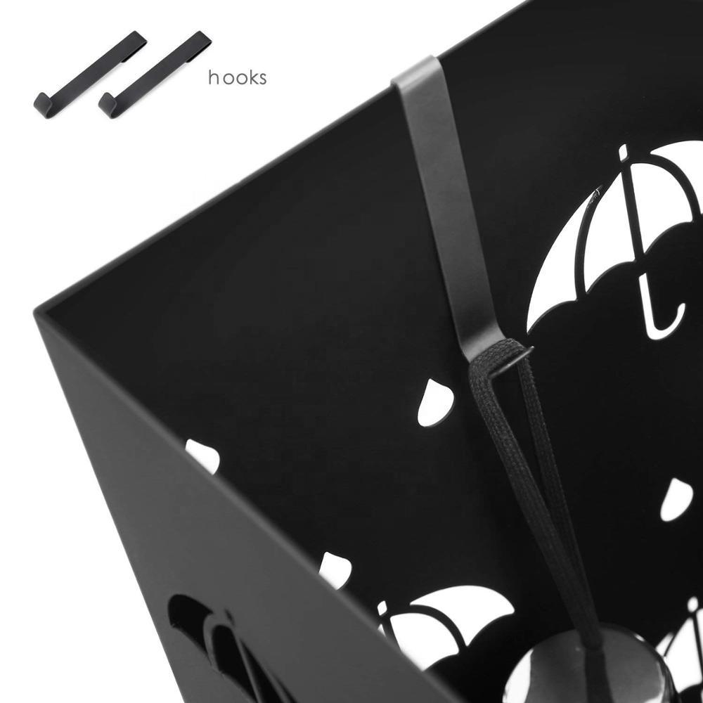 Новый бытовой зонт держатель лазерной резки технические пол модель квадратный зонтик стенд