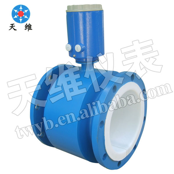 electromagnetic flow meter/water batch controller