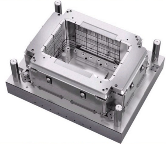 Manufacture Of Molds For Storage Box Plastic <strong>Injection</strong>