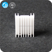 refractory alumina parts ceramic heat sink 95 for promotion