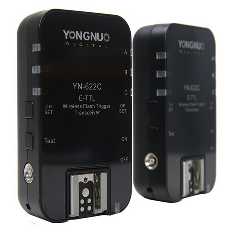Yongnuo YN-622C-TX E-TTL Wireless Flash Controller Transmitter Trigger for DSLR Camera 50D,60D,70D,7D,5D Mark II