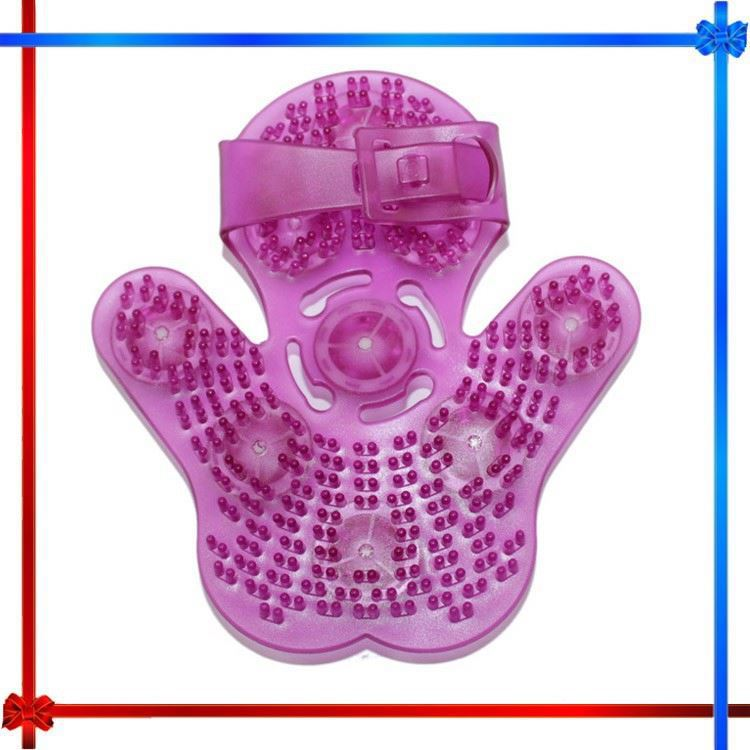 HT024 facial cleansing massage brush