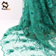 5 Yards New Arrival French Lace African Tulle Lace 3D Appliqued Women With Stones Nigerian Lace Fabric Embroidery Bridal Dress