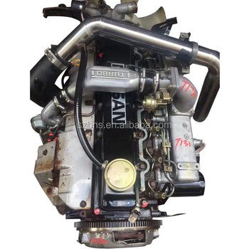 Orignal Produced In Japan Better Performance Used Td42 Diesel Engine And  Manual Transmission - Buy Used Td42 Diesel Engine,Td42 Engine And Manual